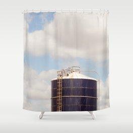 Silo Shower Curtain