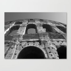 Roman Architecture at its Best Canvas Print