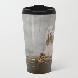 Bring only what you need to survive Travel Mug