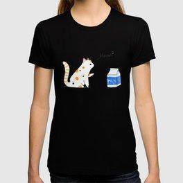 Calico Kitteh, Begging T-shirt