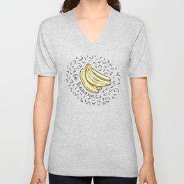 Go Bananas! Unisex V-Neck