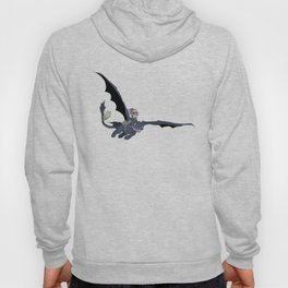 How to Train Your Stitch: Flying Lessons Hoody