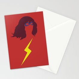 Ms. Kamala Khan Stationery Cards