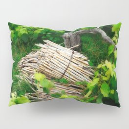 Grape vines Pillow Sham