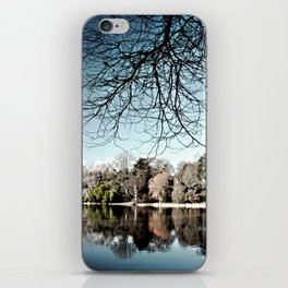 Mount Stewart Lake iPhone Skin