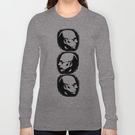 Oh No! A Shirt About A Game About Foucault Long Sleeve T-shirt