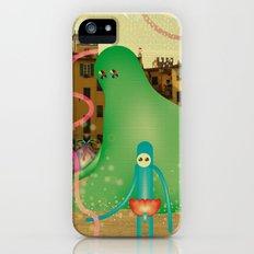LuCCA è AbiTAtA dai MostRi iPhone (5, 5s) Slim Case