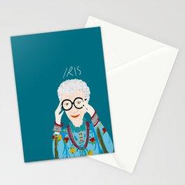 iris apfel vol.1 Stationery Cards