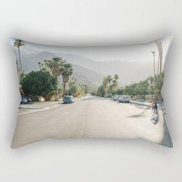 Palm Springs Road Rectangular Pillow