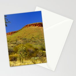 Red Mountain range, Northern Territory, Australia Stationery Cards