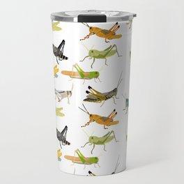 Grasshoppers Travel Mug
