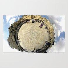 Around Jerusalem Rug