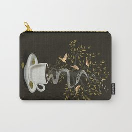 A Cup of Dreams Carry-All Pouch