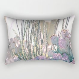 Desert Morning Rectangular Pillow