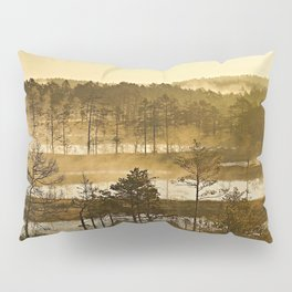 One Early Morning Pillow Sham
