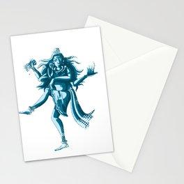 Dancing Lord Nataraja Shiva Stationery Cards