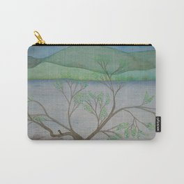 Banks of the Canal Carry-All Pouch
