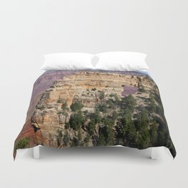 Angel's Window At Cape Royal Grand Canyon Duvet Cover