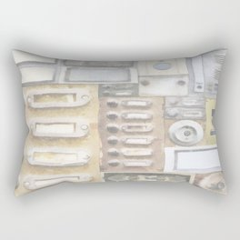 Doorbells Rectangular Pillow