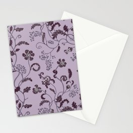 gentle weeds Stationery Cards
