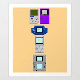 Love Of Convenience  Art Print