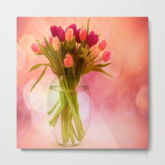 A Bloom for Spring Metal Print