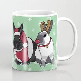 Christmas Elly and Bobby Coffee Mug