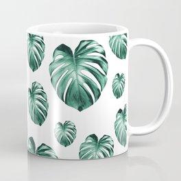 Tropical Monstera Dream #6 #tropical #pattern #decor #art #society6 Coffee Mug