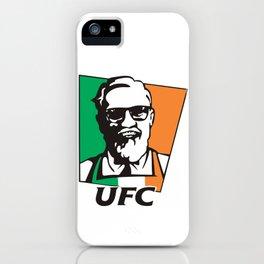 ultimate fight iPhone Case