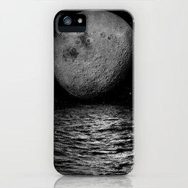 artificial satellite iPhone Case