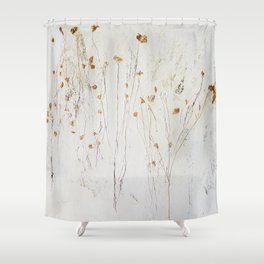 little flower Shower Curtain