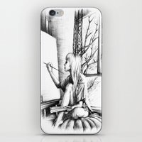 nirvana iPhone & iPod Skins featuring Nirvana by ObscuredPunk