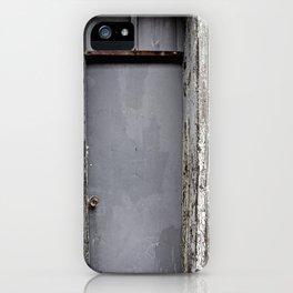 Natural Beatdown iPhone Case