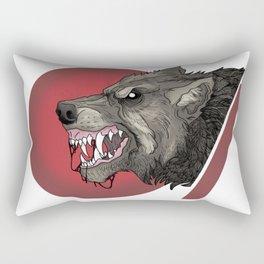 The Hound Rectangular Pillow