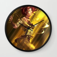 The Last Keeper of the Word Wall Clock
