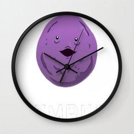 MEMBER1 Wall Clock