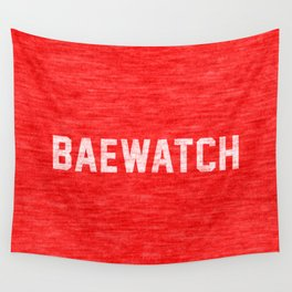 Baewatch Wall Tapestry