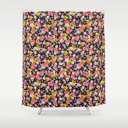 Floral Haze Shower Curtain