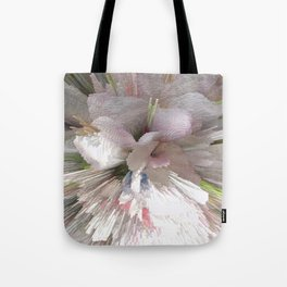 Abstract apple tree Tote Bag