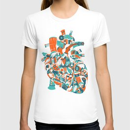 Music in your heart? T-shirt