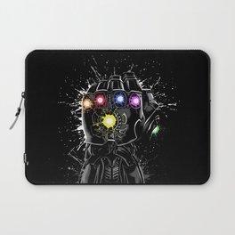 Infinity gems Laptop Sleeve