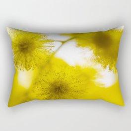 Acacia Flower  Rectangular Pillow