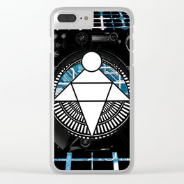 Algorithm Angel Clear iPhone Case