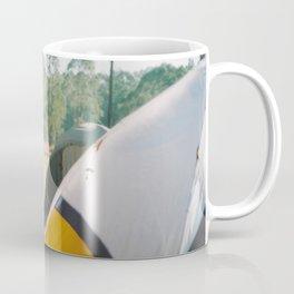 Tent city. Coffee Mug