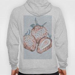Textured Strawberry Hoody