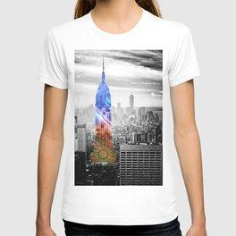 Funky Landmark - NY T-shirt