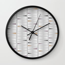 Direction, Grey Wall Clock