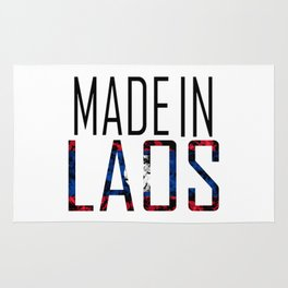 Made In Laos Rug
