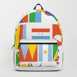 What A Wonderful World II Backpack