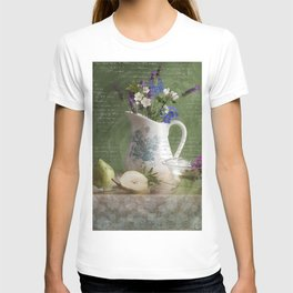 Lavender and Pears T-shirt